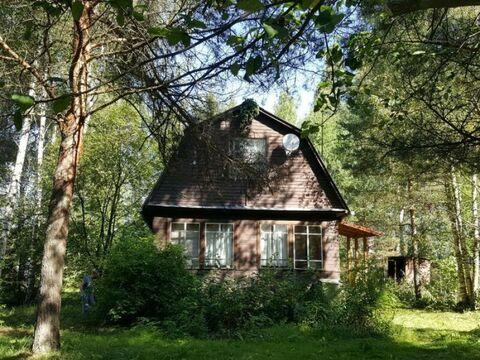 Дача в лесу - Урожай, Конаковский мох, 110 км. от Москвы - Фото 1