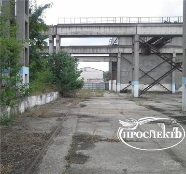 Продажа базы промышленного назначения 10 Га в г. Симферополь (ном. . - Фото 4