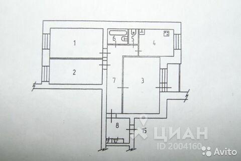 Продажа квартиры, Северодвинск, Ул. Комсомольская - Фото 1