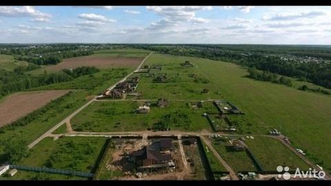 Земельный участок в коттеджном поселке д.Вурманкасы - Фото 5