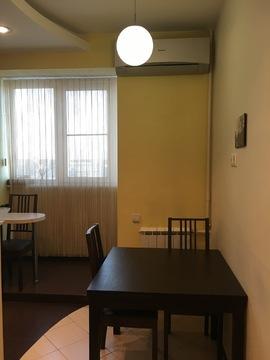 1 комн.кв, квартира с дизайнерским ремонтом, Каширское ш, д.148 к.1 - Фото 4