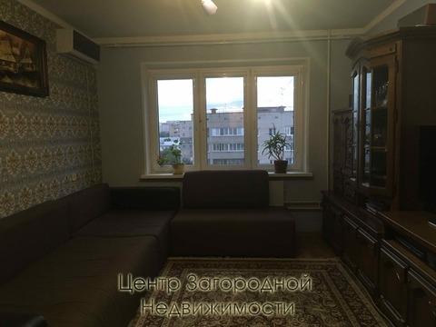 Трехкомнатная Квартира Область, улица Пионерская , д.31, Новокосино, . - Фото 3