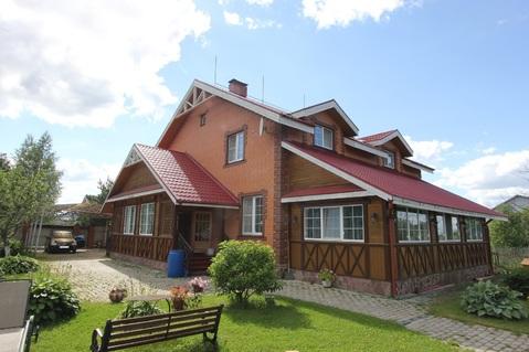 Дом 262 кв.м. в п. Новозавидовский - Фото 1