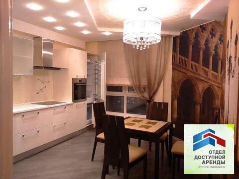 Квартира ул. Залесского 2/2, Аренда квартир в Новосибирске, ID объекта - 317079983 - Фото 1