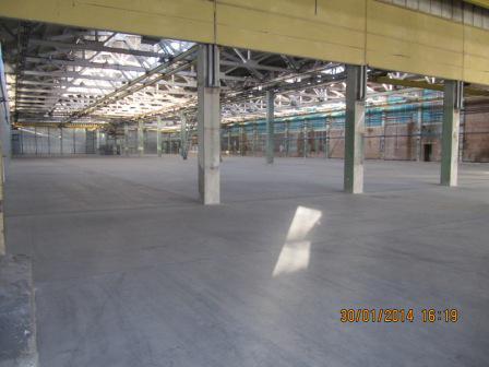 Теплый склад 2 700 м2 с кран-балкой в Видном - Фото 4