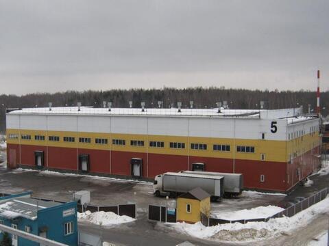 Складской комплекс класса в+ в Домодедово. 25 км. от МКАД - Фото 1