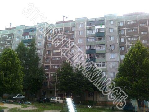 Продается 4-к Квартира ул. К.Воробьева - Фото 1