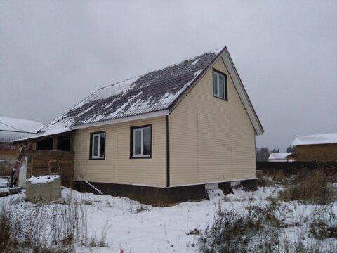 Новый жилой дом в с.Мысы Краснокамского района - Фото 3