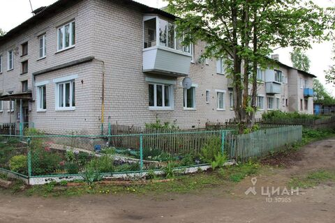 Продажа квартиры, Приволжский, Кимрский район, Ул. Центральная - Фото 1
