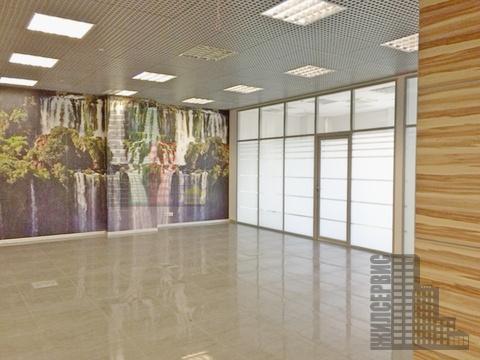 Офис 344,6м с ремонтом в БЦ класса А, паркинг, метро 10минут - Фото 1
