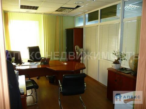 Аренда офиса 177 м2 м. Авиамоторная в бизнес-центре класса В в . - Фото 4
