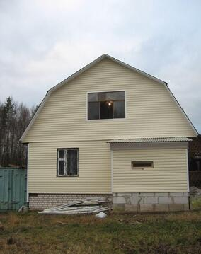 Дача 160 кв.м. с удобствами на участке 16 соток, рядом с г.Киржач - Фото 2