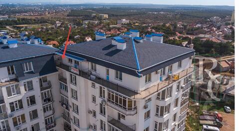 Продается уникальная видовая квартира (пентхаус) - Фото 2