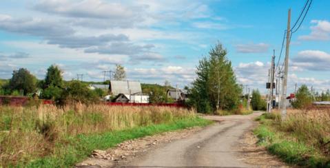 Новорязанской шоссе 45 км от МКАД, рядом с г. Бронницы. ДНП - Фото 1