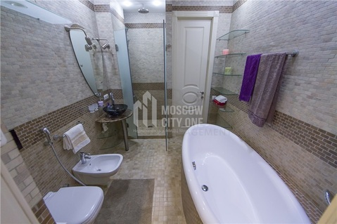 110 м2 Односпаленный апартамент в Городе Столиц Башня Санкт-Петербург . - Фото 2