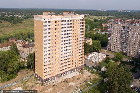 """Продается трехкомнатная квартира в ЖК """"Высокий Берег"""" - Фото 1"""