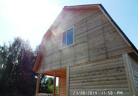 Новый дом с мансардой у леса в д.Тамышёво, Клепиковского района. - Фото 3