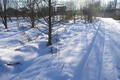 Участок, Киевское ш, 25 км от МКАД, Ремзавода, Коттеджный поселок . - Фото 2