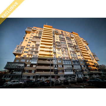 Продается улучшенная 1-к квартира с прекрасным видом в новом доме - Фото 2