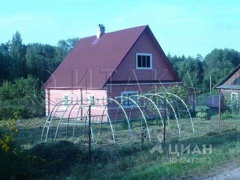 Дом в Псковская область, Плюсский район, с. Ляды (63.0 м) - Фото 2