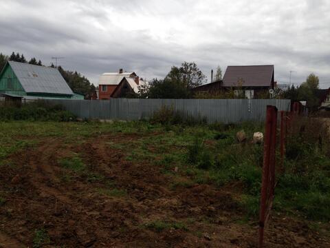 Участок 6 сот. , Новорижское ш, 60 км. от МКАД, Анашкино - Фото 2