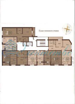 Продажа квартиры, Новосибирск, м. Гагаринская, Ул. Мичурина - Фото 2
