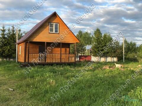 Ленинградское ш. 80 км от МКАД, Селевино, Дом 60 кв. м - Фото 1