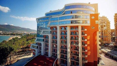 Купить квартиру в элитном ЖК Акватория, Геленджик - Фото 1
