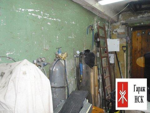 Продам капитальный гараж ГСК Радуга № 625. Верхняя зона Академгородка - Фото 5