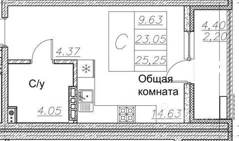 Продажа квартиры, Воронеж, Улица Загоровского - Фото 1