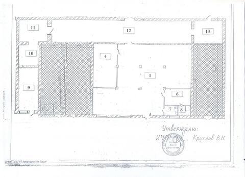 Аренда 480 кв. производство Ленинский р-н. - Фото 4