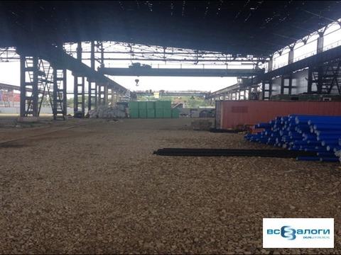 Продажа производственного помещения, Нижний Новгород, Ул. Вторчермета - Фото 1