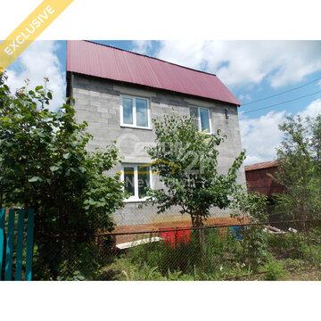 Дом с дачным участком 99м2 , Сопка двух братьев ст Электрон - Фото 1