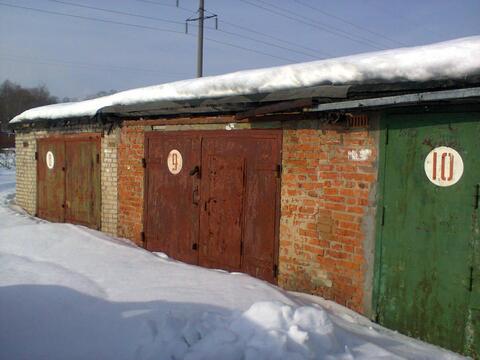"""Продам гараж ГСК """"Ладога"""" г.Серпухов, р-н 8мсч"""