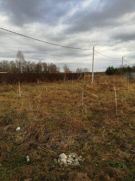 Земельный участок д. Любаново - Фото 3
