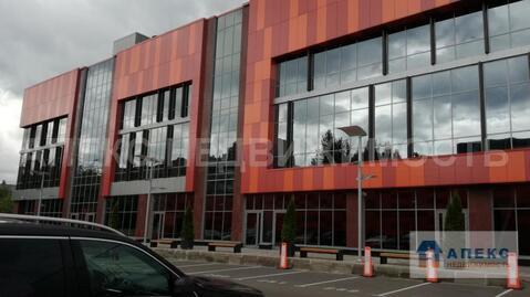 Аренда офиса 2100 м2 м. Калужская в бизнес-центре класса А в Коньково - Фото 3