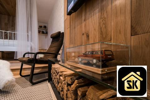 Квартира с дизайн ремонтом ромашка - Фото 4