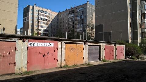 Гаражи и стоянки, ул. Салавата Юлаева, д.23 к.А - Фото 3