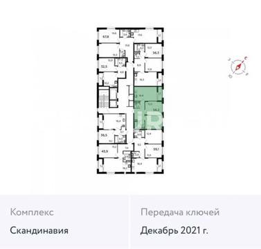 Объявление №66526241: Квартира 2 комн. Москва, Скандинавский б-р., 8,