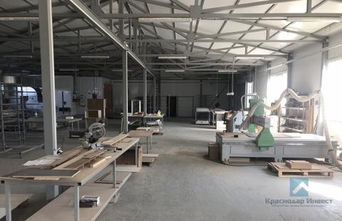 Аренда производственного помещения, Краснодар, Ул. Центральная - Фото 1