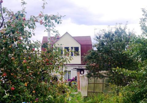Дом 120 кв.м. в пос. Малино, Ступинского района. ИЖС. - Фото 2
