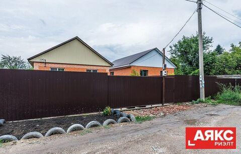 Продается дом г Краснодар, поселок Березовый, ул Западная, д 18 - Фото 4