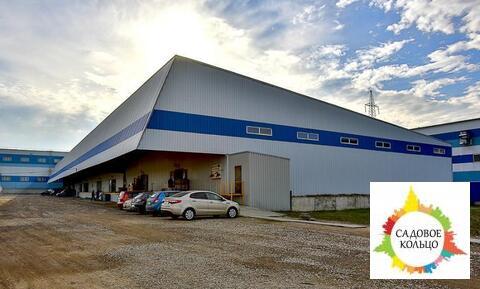 Предлагаются варенду склад- 400 кв.м. Потолки - 6-10 м. Пол ровный бет - Фото 1