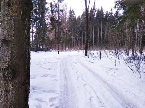 Участок с газом по границе в черте Обнинска - Фото 5