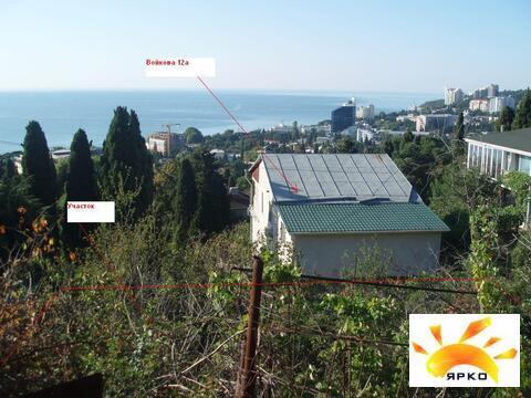 Продается два смежных участка с видом на море и горы ! - Фото 2