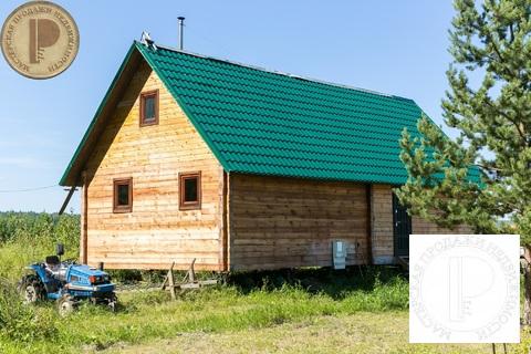 Дом Емельяновский р-н, д. Сухая - Фото 2