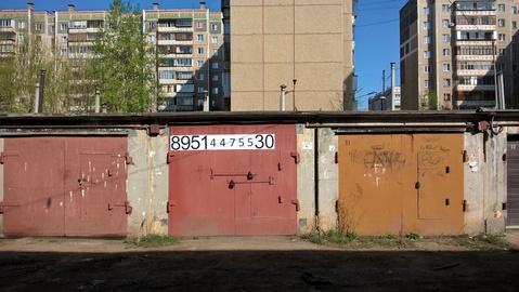 Гаражи и стоянки, ул. Салавата Юлаева, д.23 к.А - Фото 2