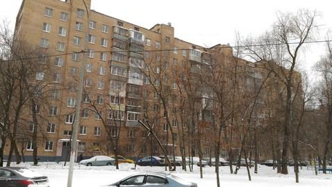 Трехкомнатная Квартира Москва, улица Судостроительная, д.49, корп.1, . - Фото 1