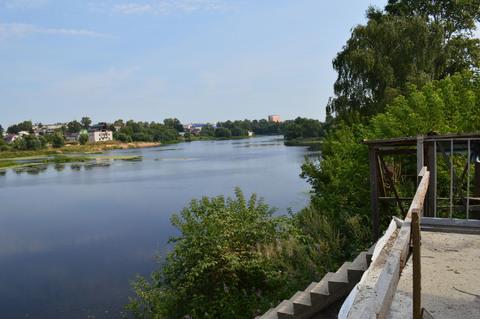 Коттедж на реке с собственным причалом - Фото 2