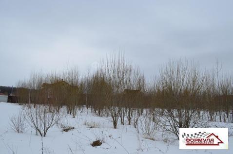 Участок 15 соток в селе Вельяминово, ул. Радужная - Фото 2